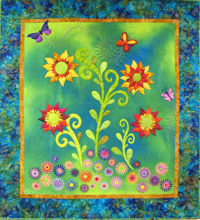 sprouts-of-sunshine-whole-quilt-finished