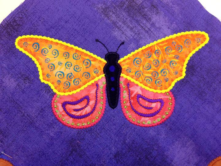 Butterfly-1D