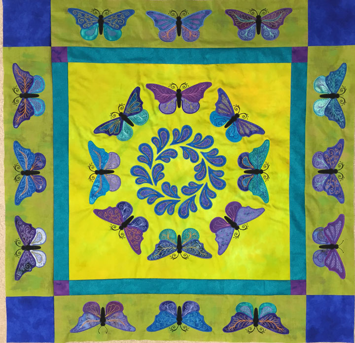 butterflies-with-border