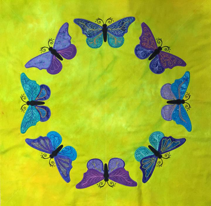 butterfly-wreath