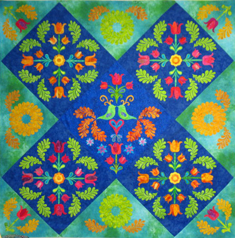 tulip-quilt-corners-fused