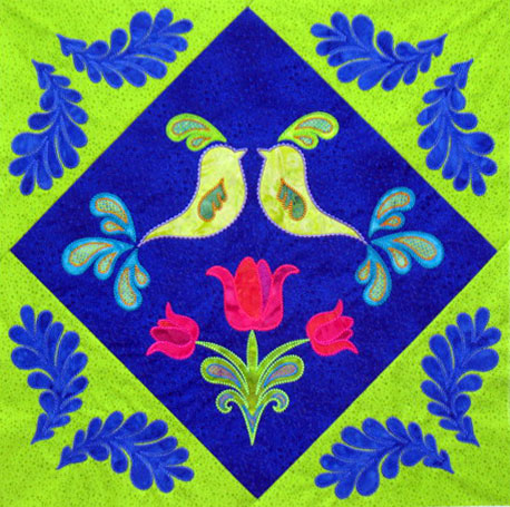Love-Birds-Wall-hanging